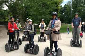 Tours sobre ruedas en Milan