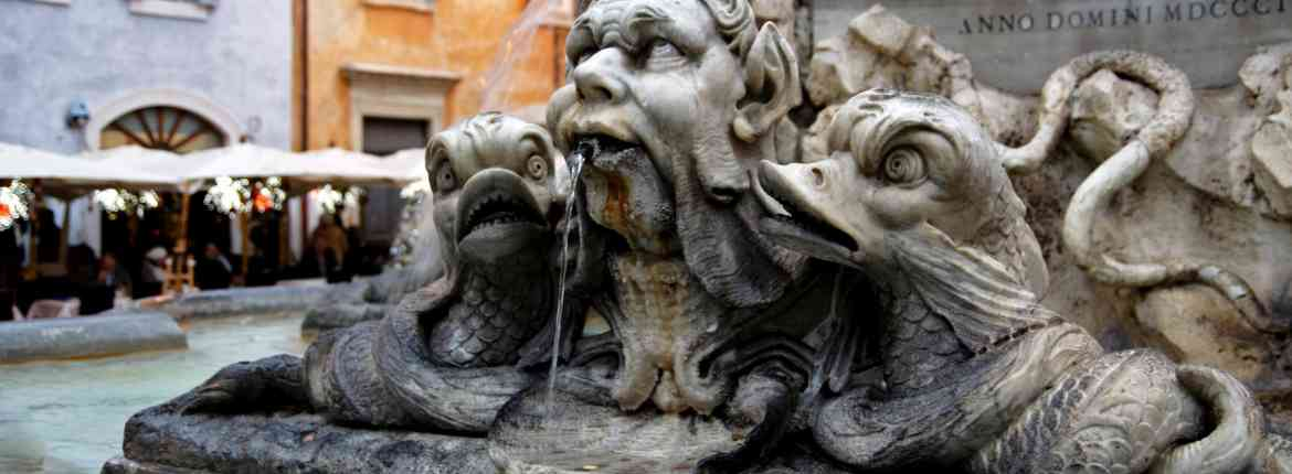 The 10 (+1) Most Beautiful Fountains to See in Rome