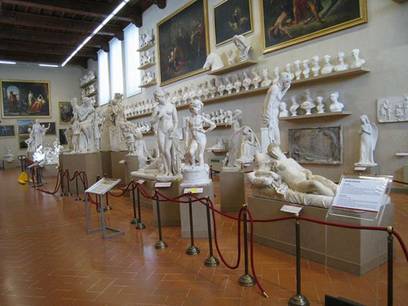 visiting the accademia florence - photo#28