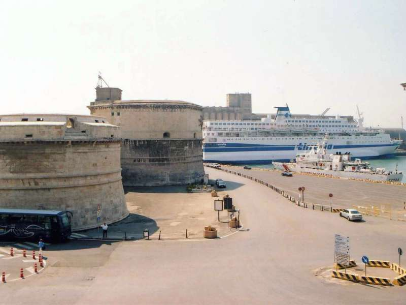 Shared transfer by minivan from fiumicino airport to - Transfer from rome to civitavecchia port ...