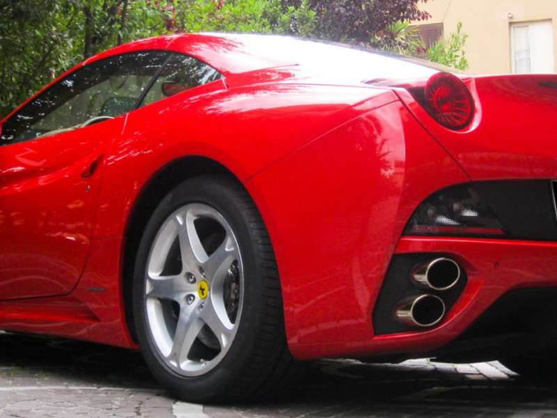 rome htm ferrari prime en hire and rent in italy europe rental