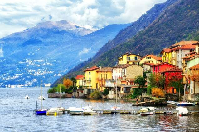 lake como dating site Fabled lake como is less than an hour by train,  stone-paved streets lined by buildings dating to the middle ages and the renaissance.