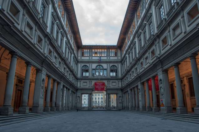 Italian Florence: Group Visit Of The Galleria Dell'Accademia And Uffizi Gallery