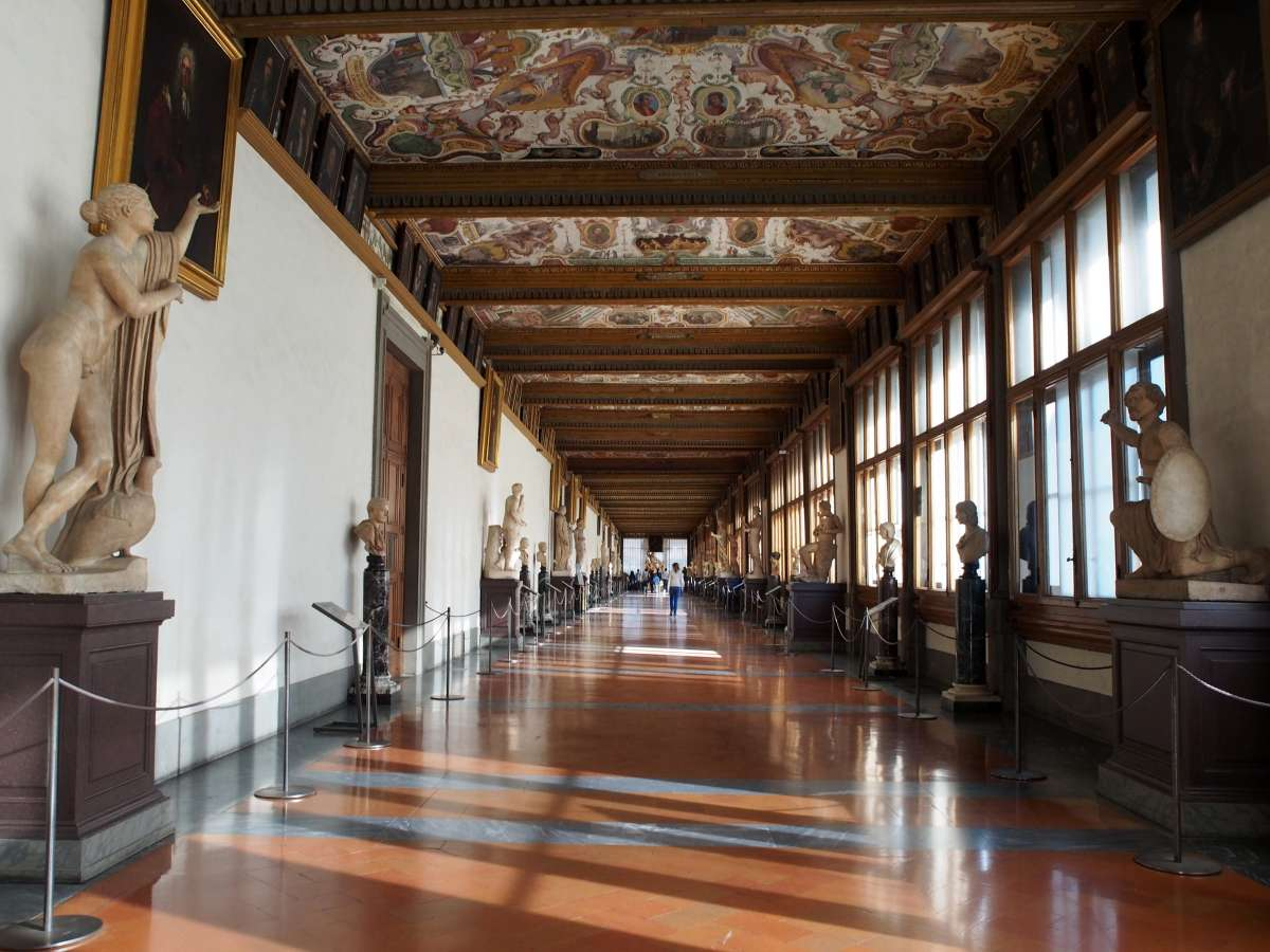 Top 10 art works to see in the uffizi gallery florence
