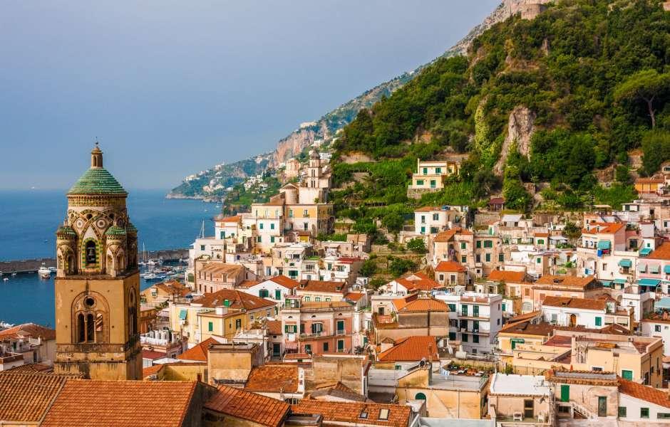 4.The Amalfi Coast