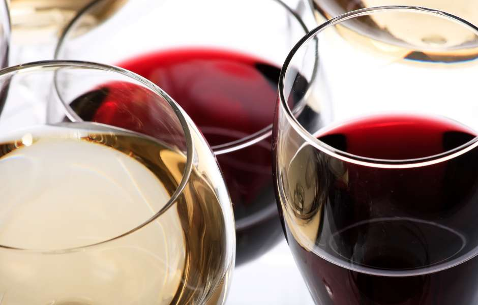 +1. Wine