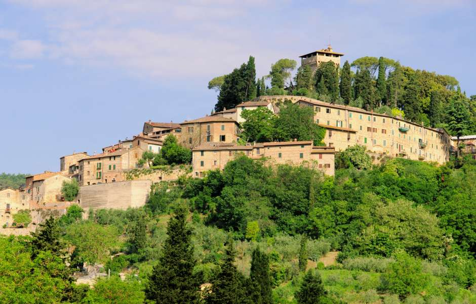 Best hilltop towns in Tuscany