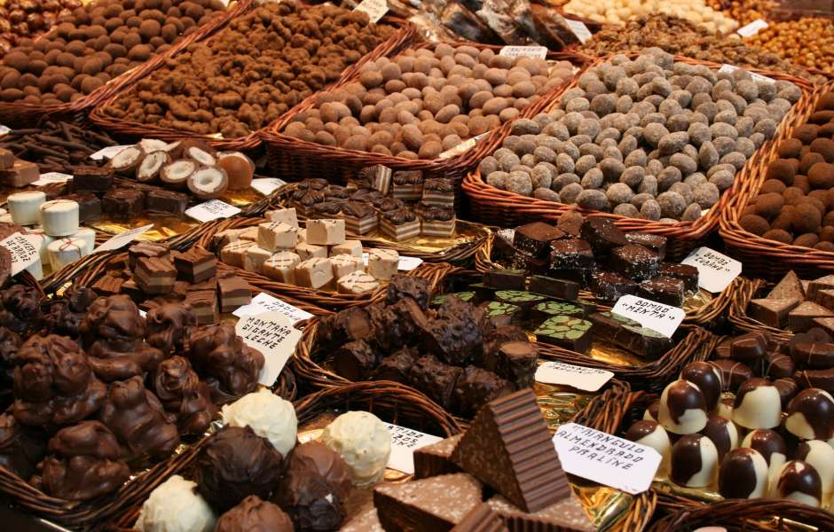 4. Perugia Eurochocolate – 18th – 27th October