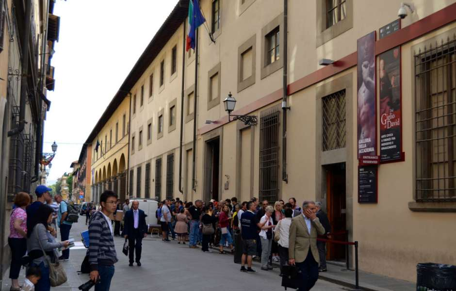 Top 5 Art Works to see in the Galleria dellAccademia, Florence