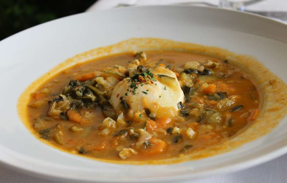 2.	Florence: the Ribollita