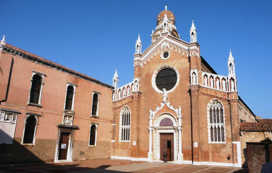 Church of Madonna dellOrto