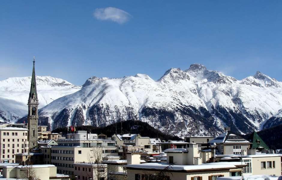 5.Saint Moritz