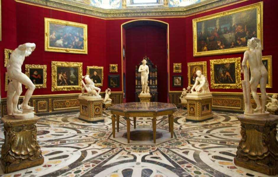 Inside The Academy of Florence