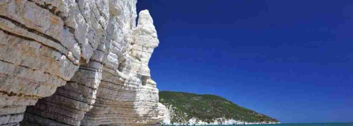 Full Day Private Tour, with guide, of the Gargano Area by Boat