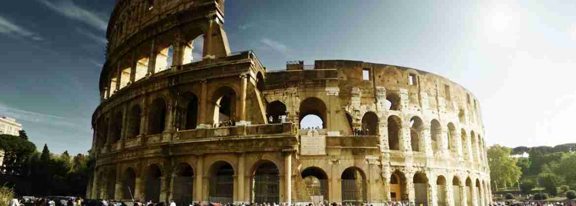 Tour of the Imperial Rome by Bike
