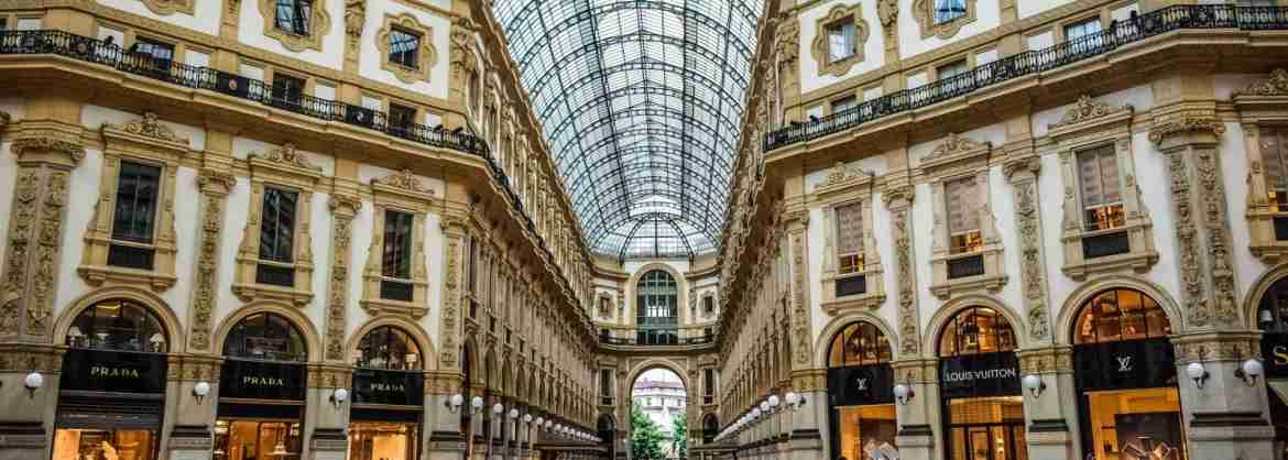 Guided walking tour of the centre of Milan