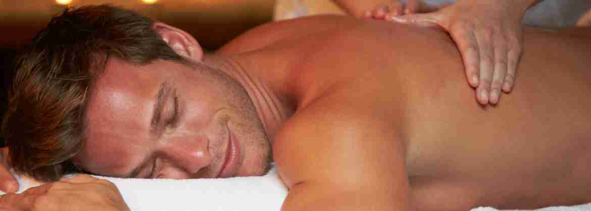 Wellness Treatment for Man in the Centre of Rome