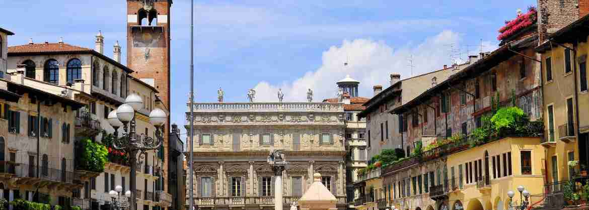 Small Group Bike Tour of Verona, with wine and food tasting included