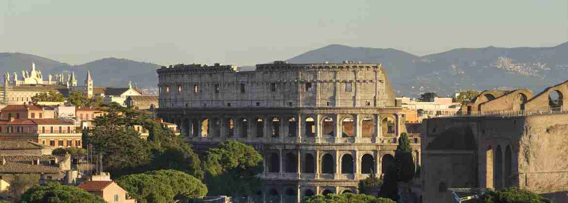 Full Day Tour in Rome and visit of the Colosseum from Florence by train