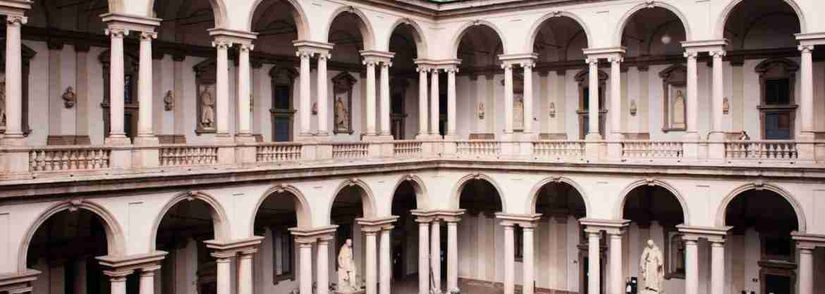 Guided Tour of the Brera district, in Milan, and the Brera Art Gallery