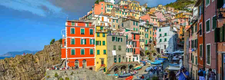 Tour Privato delle Cinque Terre con partenza da Milano