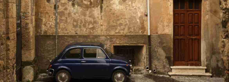 Tour de Florencia en Fiat 500 con tiempo libre en Pisa, desde el puerto de Livorno