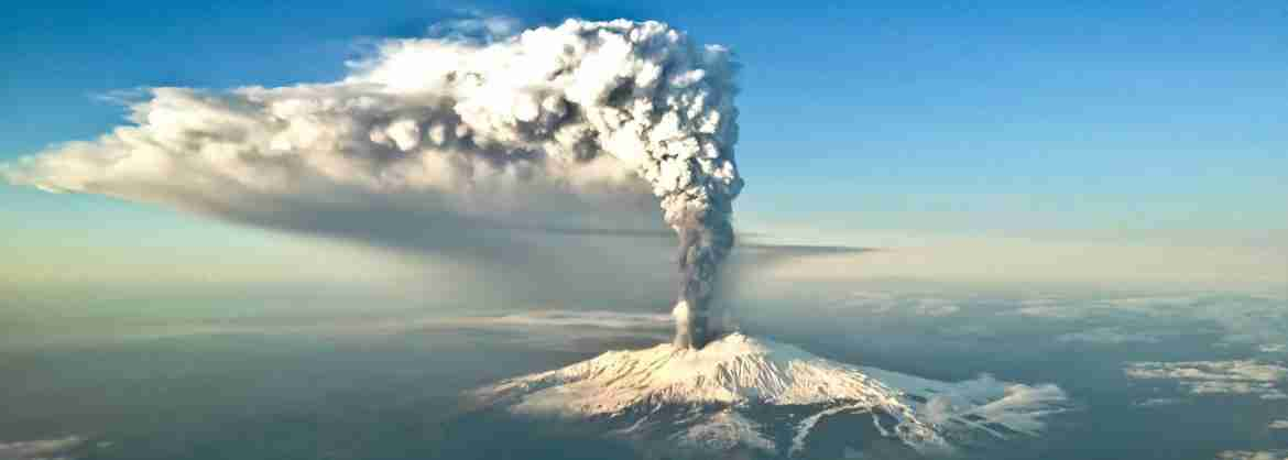 Excursion on the Mount Etna with food tasting from Catania or Taormina