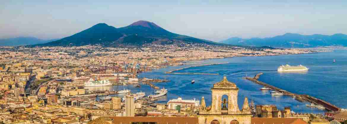 Small group day tour of Naples and Pompeii from Rome