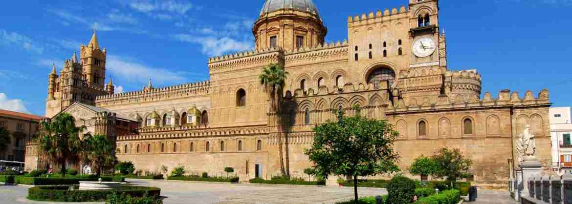 Self Drive 8-Days tour exploring the best of Sicily from Palermo