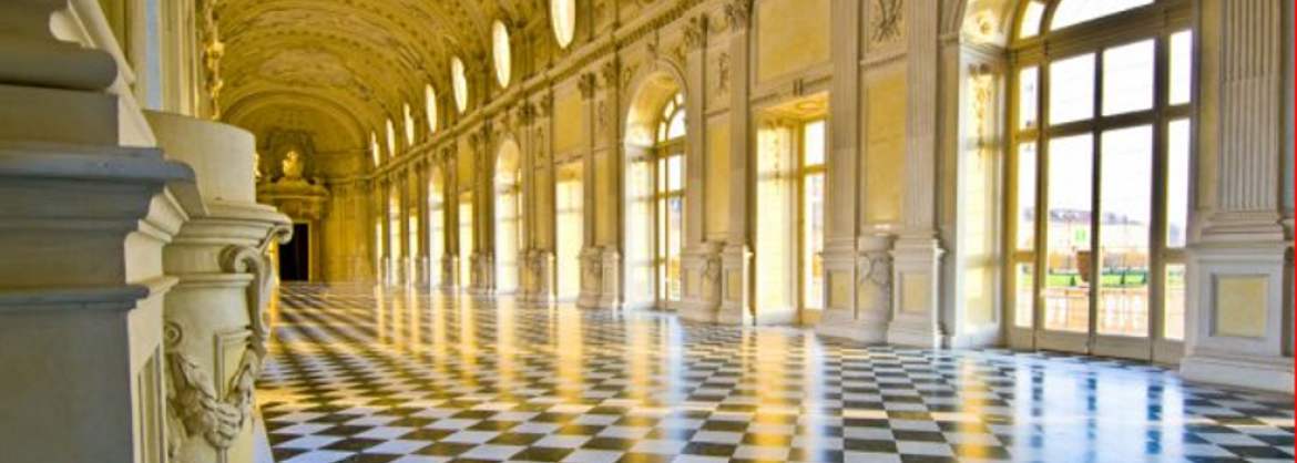Guided Tour of Venaria Royal Palace and the Gardens