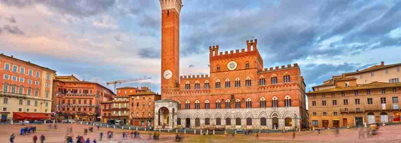 Tour in giornata di Siena con pranzo incluso partendo da Roma