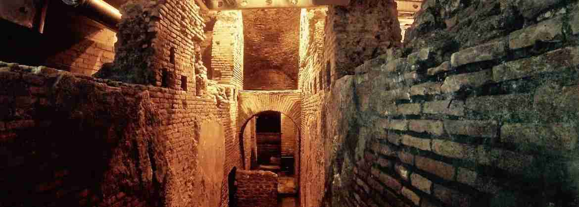 Semiprivate Group Tour of Underground Rome, with tickets included