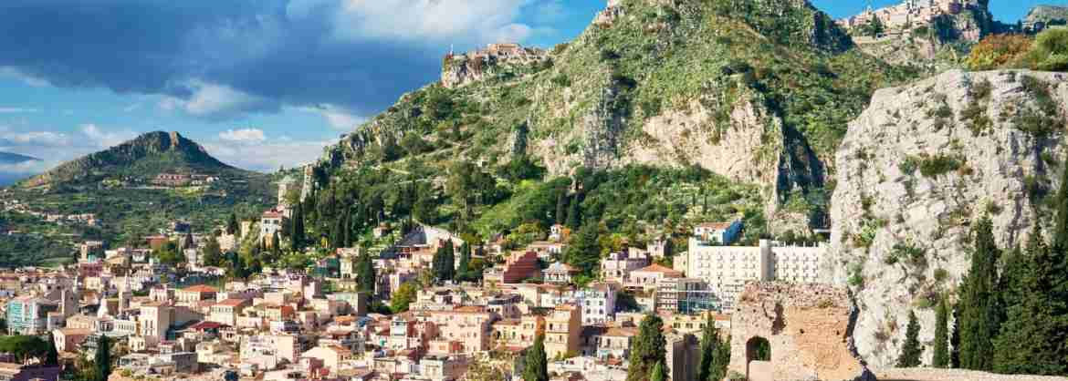 8-Day Escorted Tour of Sicily, departing from Palermo