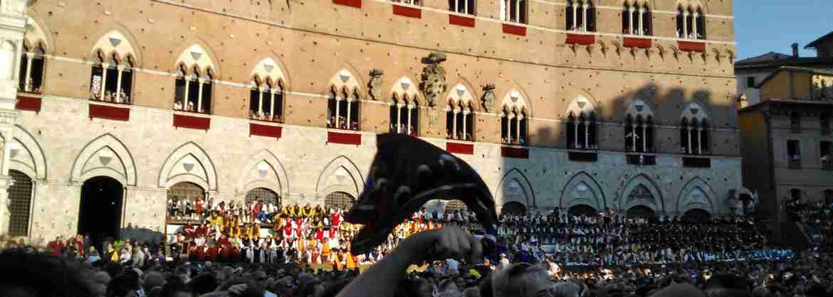 Private Guided Tour of Siena to discover the famous Palio Horse Race