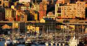 Genova Harbor