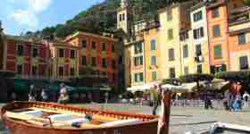 Tour of Portofino and San Fruttuoso from Tuscany