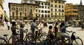 Photo Tour of Florence by Bike
